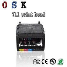 цена на New High Quality HP 711 Printhead Compatible for HP DesignJet T120 T520 Printer