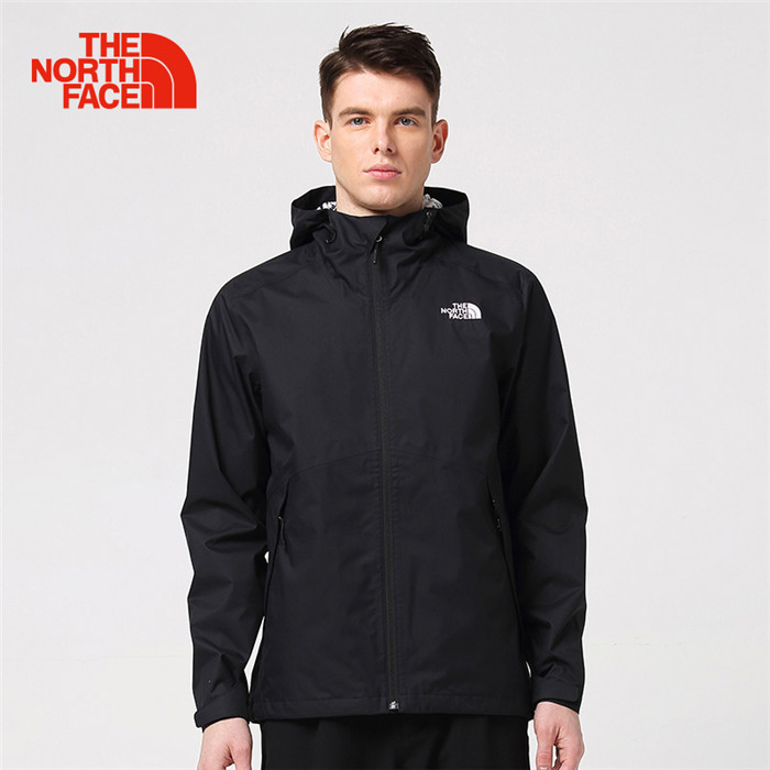 New Style Plus-sized Menswear Sports Wind Coat Outdoor Raincoat Jacket Waterproof And Breathable Entity
