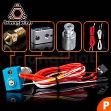 TriangleLAB V6 Hotend wstępnie assambled jednostka dla PRUSA i3 MK3 MK3S MK2/2.5