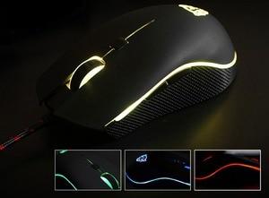 Image 2 - Motospeed V40 Professional Gaming Mouse USB Wired USB Optical Mouse Gamer 3500DPI Ergonomic Mice RGB LED Backlight for PC Laptop