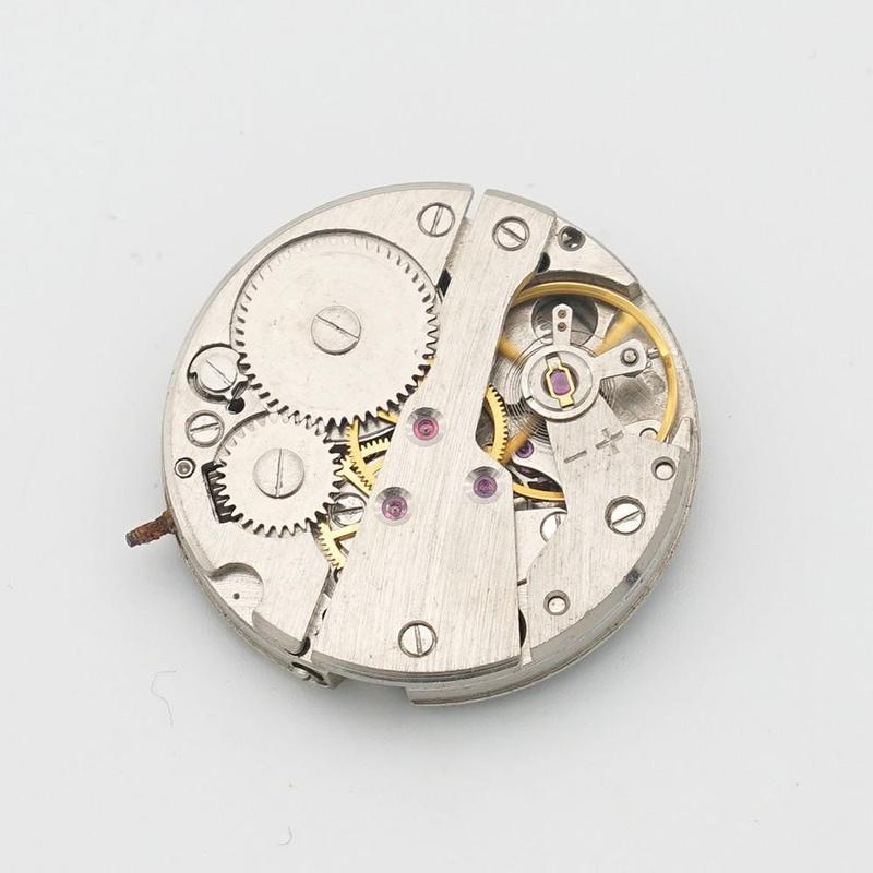 1pc Random Scrapped Watch Mechanical Movement For Diy Watches Assembly Exercises Processing Steampunk Raw Material Accessories