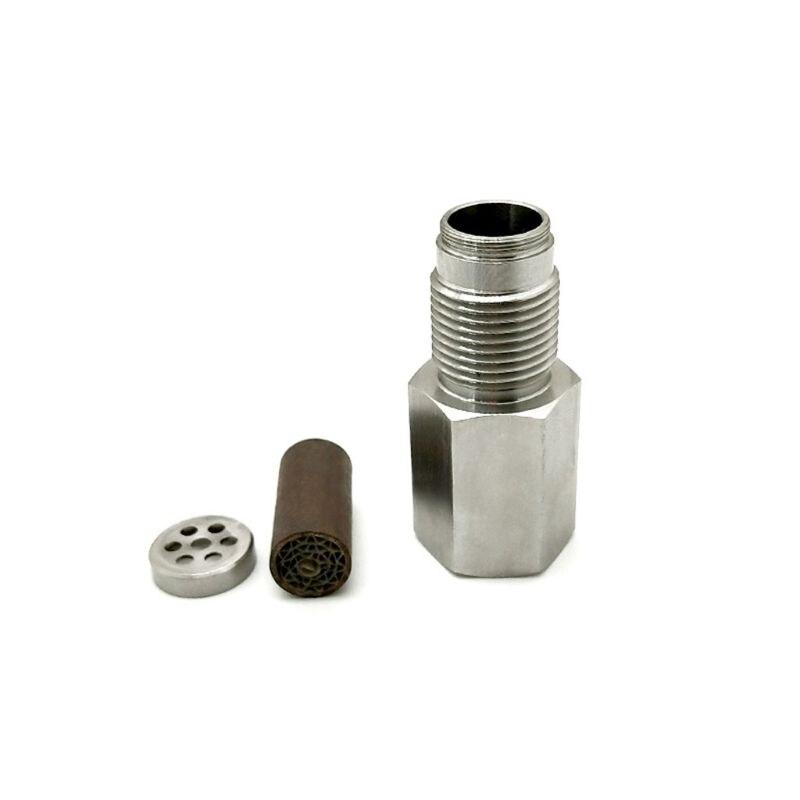 Universal O2 Sensor CEL Eliminator Adapter Spacer Catalytic Converter