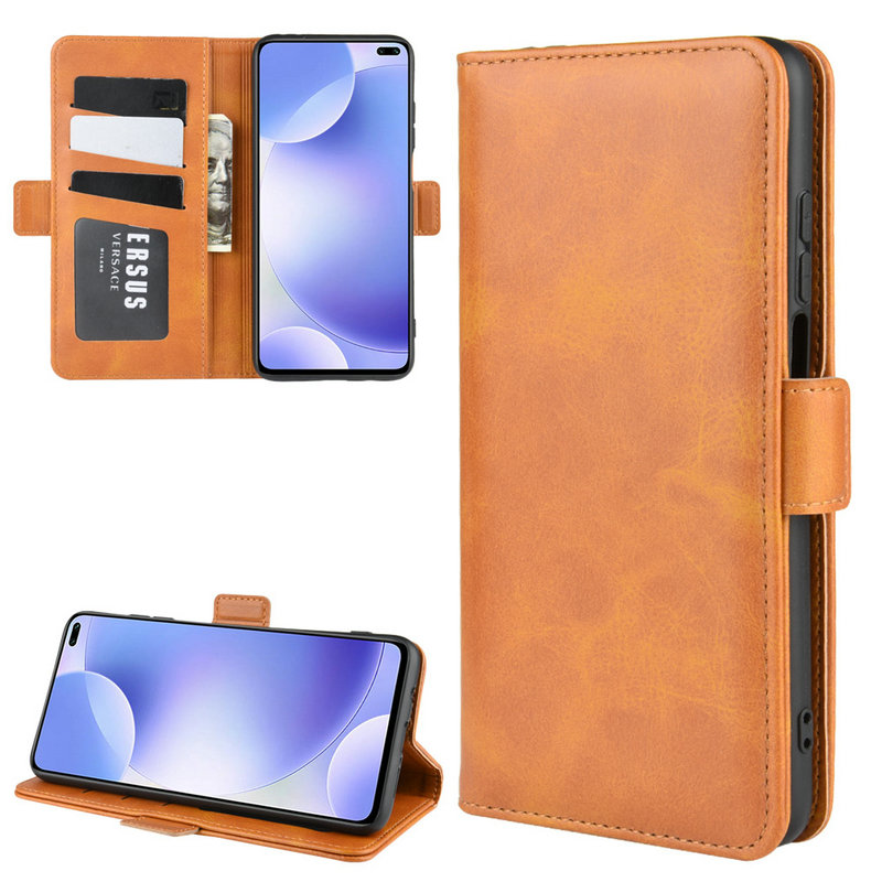 Flip Magnetic Leather Case cover for <font><b>Xiaomi</b></font> <font><b>Redmi</b></font> <font><b>K30</b></font> 5G 6GB 64GB 8GB 128GB <font><b>256GB</b></font> Phone Cover Wallet case Fundas> image