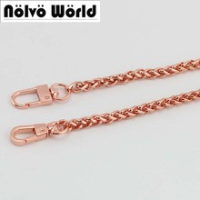 Purses-Strap Chains-Bags Replacement-Handle-Accessory Rose-Gold 6mm 1-5-10pcs Plating-Cover