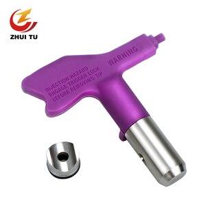Image 1 - スプレー塗料ラテックスペイントパテ高圧エアレススプレーノズルエアレススプレーガンに適しタイタンワーグナー