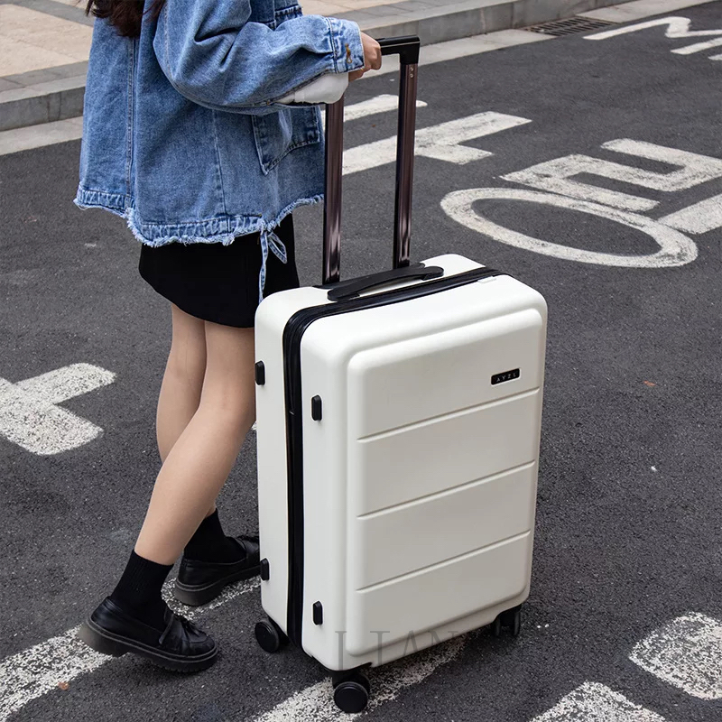 Travel suitcase on wheels 20'' carry on cabin trolley luggage bag 24 inch Rolling luggage spinner wheels case suitcases luggage