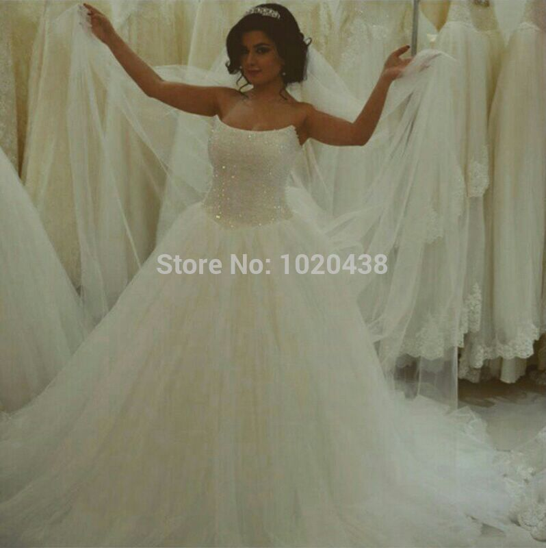free shipping 2018 new design customize size/color bridal gown discount elegant white bridal gown mother of the bride dresses