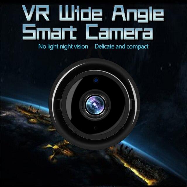 Wifi Kamara Smart Chiki Ku Night Vision HD Video Motion Sensor Secret Cam 2