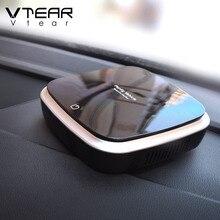 Vtear Smart Luftreiniger mit HEPA Filter Frische Luft Anion Auto Luft Reiniger Entfernen PM 2,5 Für maldehyde Auto Innen zubehör