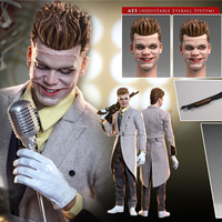 Full set Full set TOYS ERA 1/6 TE028 The Laughter 2.0 Male Joker Action Figures With 2 Head Sculpt Collections In Stock