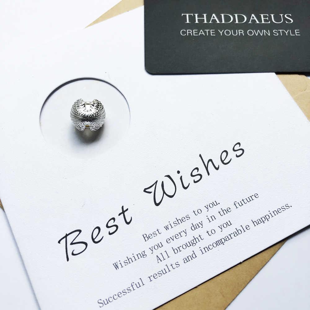 Parelmoer Shell Charm Kralen Voor Vrouwen Fit Thomas Armbanden Diy Mode Zilveren Sieraden Maken Beste Moederdag gift