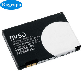 New 3.7V BR50 BR 50 Replacement Battery For Moto Motorola RAZR V3 V3c V3E V3m V3T V3Z V3i V3IM PEBL U6 Prolife 300 500 +gift