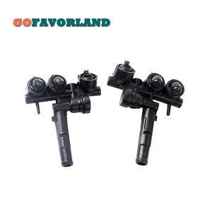 Pair Left Right Headlight Washer Nozzle Sprayer For Mercedes W220 S430 S500 2000 2001 2002 S600 2001 2002 2208601547 2208601647