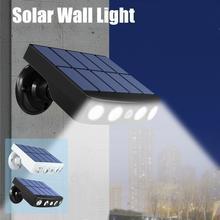 Уличный светодиодный светильник на солнечной батарее настсветильник
