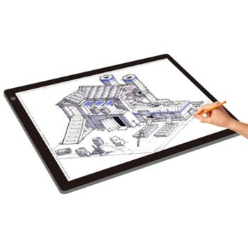A2 LED Adjustable Tracing Light Box Drawing Art Stencil Board Sketching Artist|Tool Parts|   -