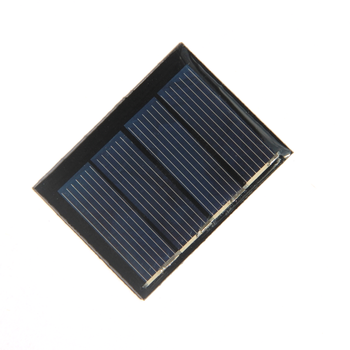 BUHESHUI 2V 115MA Solar Cell Module Polycrystalline DIY Solar Panel Charger For 1.2V Battery Toy Light Epoxy 50*38MM 10pcs image