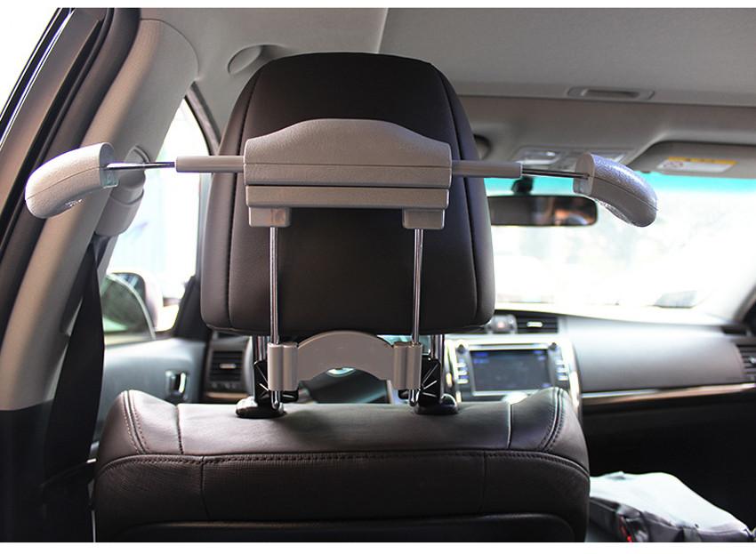 New Car Seat Hanger Holder Organizer Coat Hanger Clothes Suits Holder High Quality Car Clothes Rack dropship