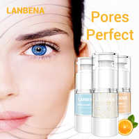 LANBENA Makeup Primer Make Up Serum Face Base Essence Moisturizing Whitening Cream Pore Treatment Skin Care Comestic Beauty 20ml