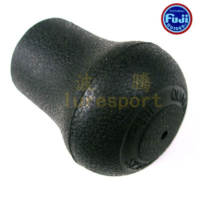 FUJI 2 шт. резиновая Торцевая крышка BRC R Удочка строительный компонент для ремонта удочки DIY аксессуар