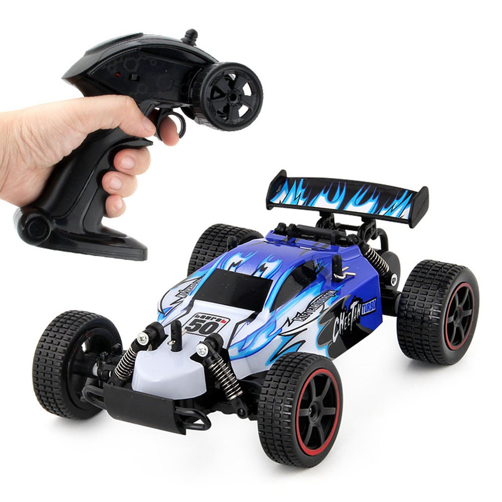 1:20 Rock Crawlers Driving Bigfoot Car Remote Control Car Model Toys Off-Road Vehicle Shock Resistant RC Cars Toy For Kids Adult