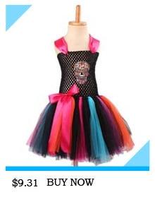 H69a347ab222f4a60a62c42980fdcbf8cZ Kids Maleficent Evil Queen Girls Halloween Fancy Tutu Dress Costume Children Christening Dress Up Black Gown Villain Clothes