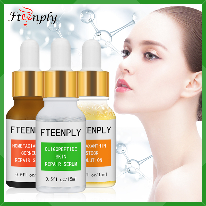 FTEENPLY Hyaluronic Acid Facial Serum Moisturizing Whitening Anti Aging Wrinkle Repair Sunburn Essence Lifting Firming Skin Care