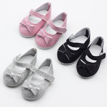 Doll-Clothes Sandals Reborn American Accessories Girl Baby New for 18-43cm BJD Suit Outfit