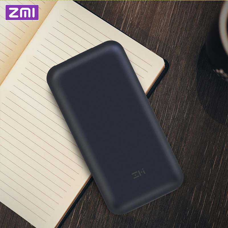 ZMI <font><b>Power</b></font> <font><b>Bank</b></font> 20000mAh <font><b>15000mAh</b></font> USB-C PD 2.0 Powerbank external battery Portable charging 3.0 Type-C Charger for <font><b>Xiaomi</b></font> iPhone image
