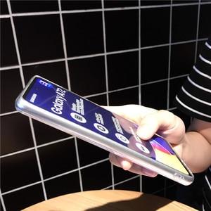 Image 4 - Custodia morbida trasparente per telefono con farfalla glitterata per Samsung Galaxy A72 A52 A71 A51 A12 A42 A21S A50 A70 A10 A30 conchiglia carina
