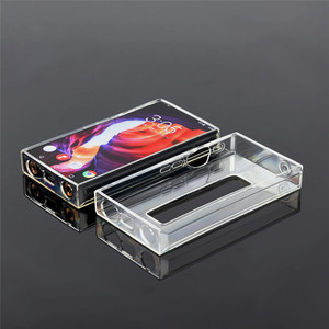 Image 2 - Voor Fiio M11 Pro Soft Tpu Crystal Clear Case Beschermende Cover Shell Sleeve Case