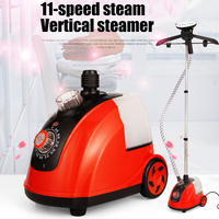Steam Iron Household Appliances Electric Iron 11 Single Adjustment 9 Clock Fabric Solution 35S Rapid Venting