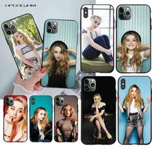 Pretty Girl Sabrina Carpenter สำหรับ iPhone 11 Pro XS สูงสุด 8 7 6 6S PLUS X 5S SE 2020 XR(China)