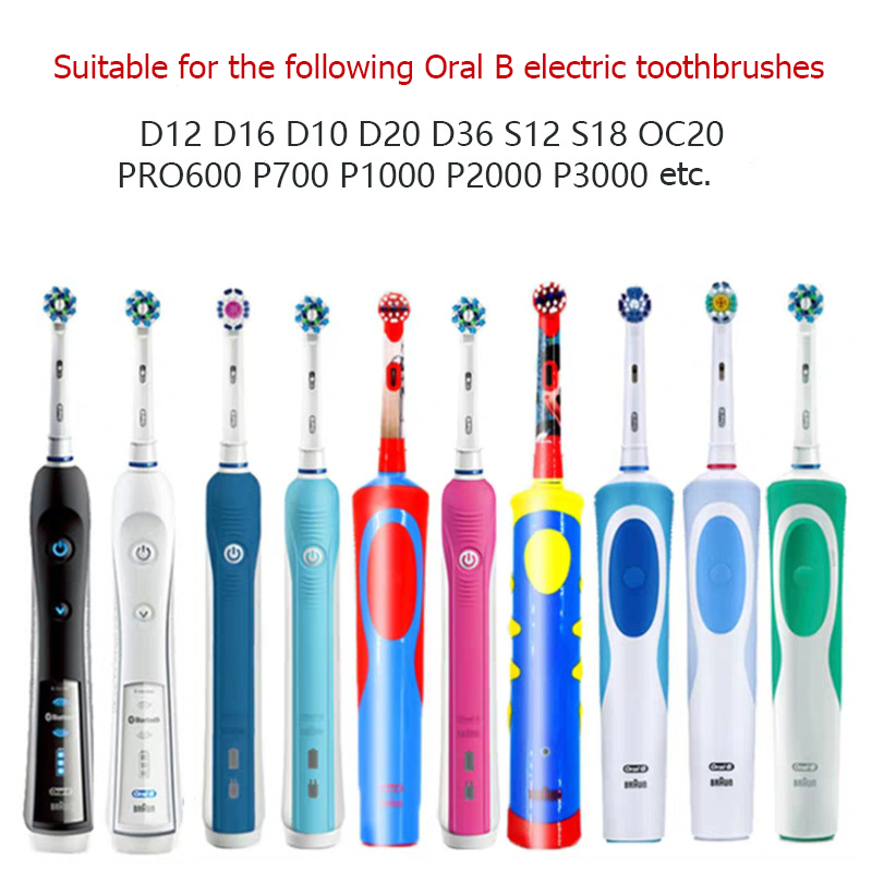 Electric Toothbrush Charger USB Charging Cable Universal Charger Suitable for Most Oral B (Only Charger)