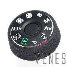 Venes SLR กล้องดิจิตอลซ่อมอะไหล่ฝาครอบด้านบนโหมด dial สำหรับ Canon EOS 6D