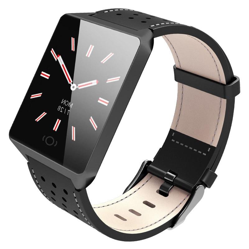 2020 SANDA Smart Watch IP67 Waterproof Tempered Glass Heart Rate Monitor Blood Pressure Fitness Tracker Men Women Smartwatch
