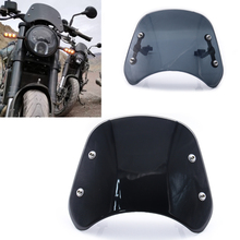 Front-Windshield Windscreen Benelli Leoncino Motorcycle for 500 Clear/smoke 1pcs