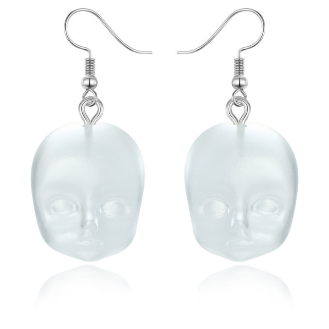 Baby Face & Hand Earrings 1