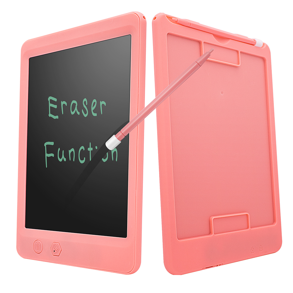 Frog LCD Writing Tablet Digital Drawing Tablet Handwriting Pads Electronic Tablet Board Board Gifts 8.5 Inch Portable Kids Drawing Board-1