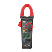 UNI-T Digital Current Clamp Meter Ammeter Voltage Resistance Capacitance Multimeter Cap Diode Digital Clamp Meter DC Current ruoshui digital clamp meter multimeter current clamp ac dc voltage current meter auto range capacitance resistance diode tester