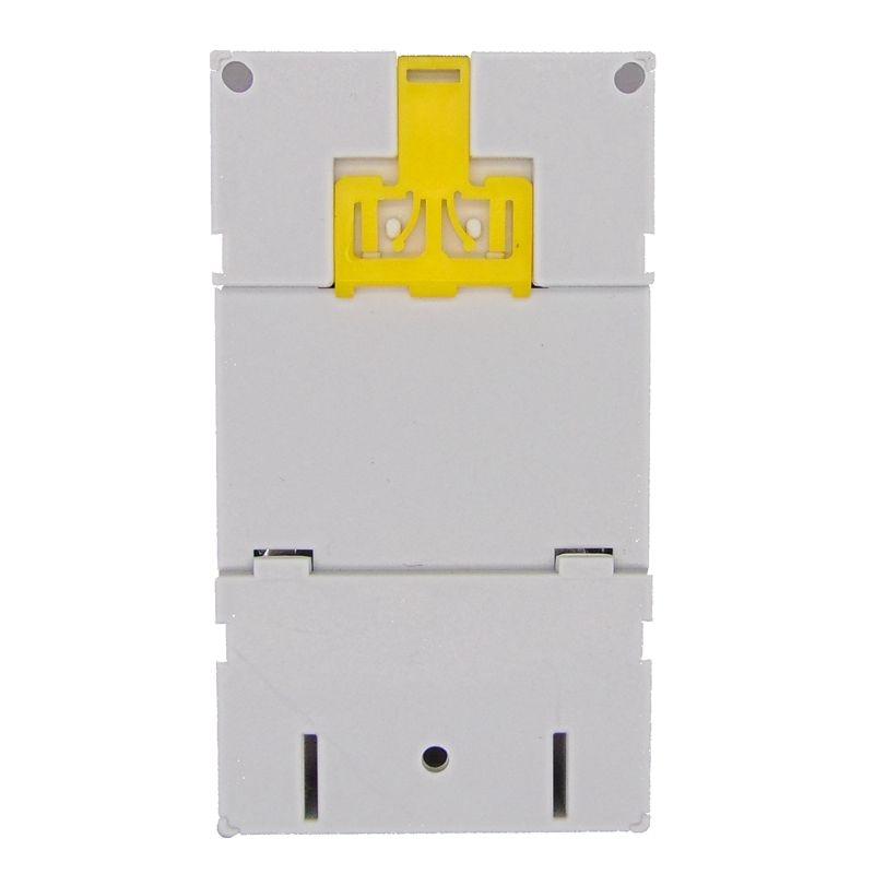 Temporizzatore digitale programmabile DIN RAIL interruttore - Strumenti di misura - Fotografia 2
