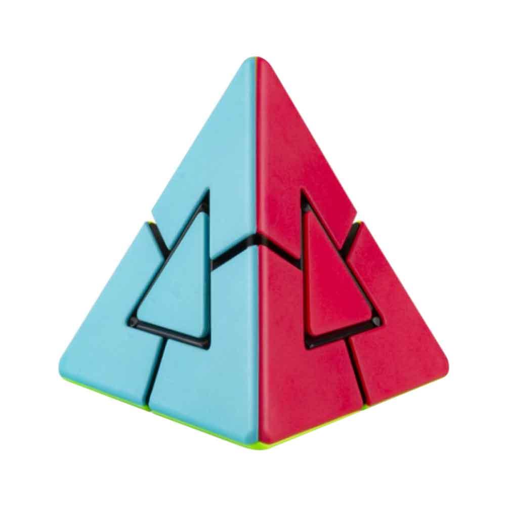 fanxin cubo magico piramide 4x4x4 brinquedo para criancas 04