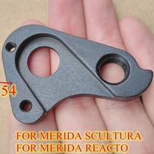 2 шт. ЧПУ велосипедный задний переключатель переключения передач Вешалка для Merida аналоговый Миссия CX Merida аналоговый кремнезем REACTO диск Merida ...