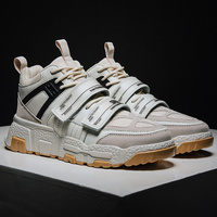 High Top Basketball Shoes Men Hip hop Street Style Sport Shoes Outdoor Sport Sneakers Men Shockproof Basketball Ankle Boots Basketball Shoes     -