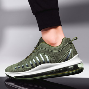 Image 5 - Luchtkussen Mode Sneakers Mannen Hoge Kwaliteit Man Casual Schoenen Mannelijke Merk Schoenen Mannen Casual Schoenen Mode Sneakers Voor man
