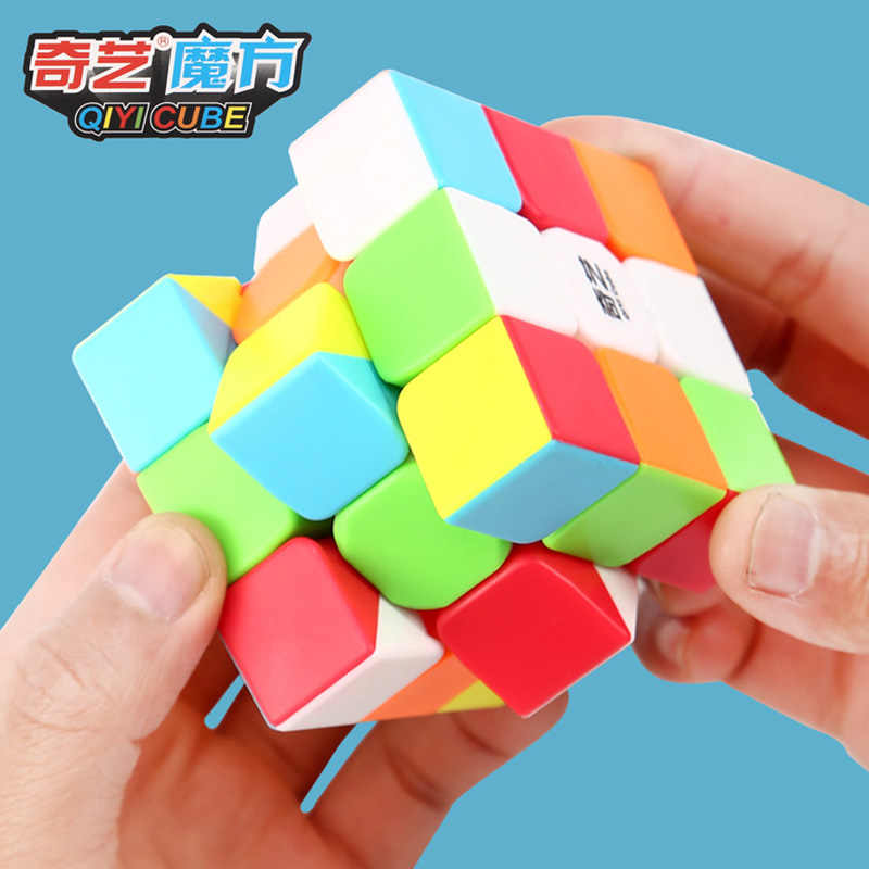 Magic Cube 3x3x3 QIYI & MOYU Speed Cube Puzzle Toys for Children Cubo Magico