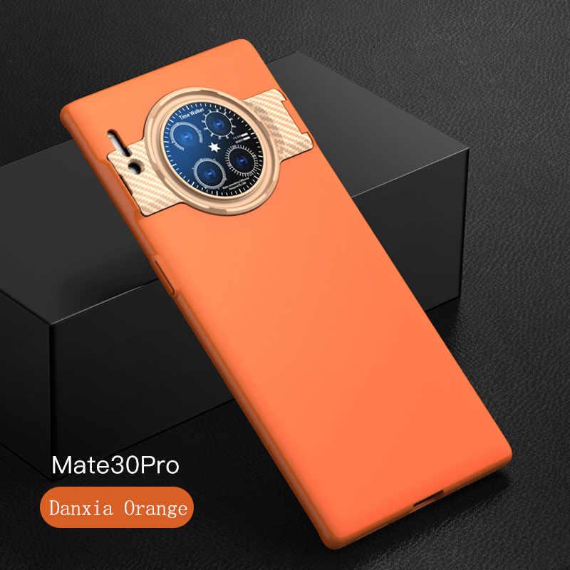 Для Huawei Mate 30 30 Pro Чехол магнитный держатель объектива мембрана . Выбираем чехол для мобильного телефона автовладельцу