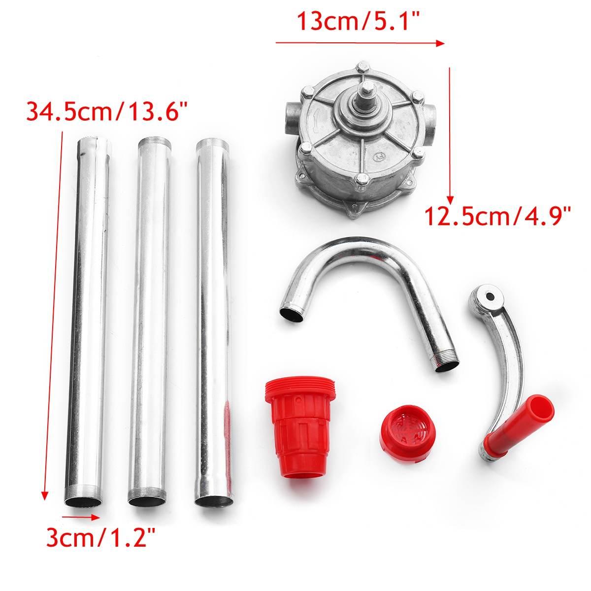 Manual Rotary Fuel Pumps