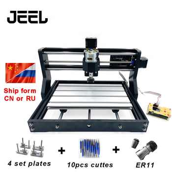 DIY CNC 3018 Pro GRBL,3 Axis PCB Milling machine,Wood Router Laser Engraving,CNC3018 Can Work Offline Bakelite Machine - Category 🛒 All Category