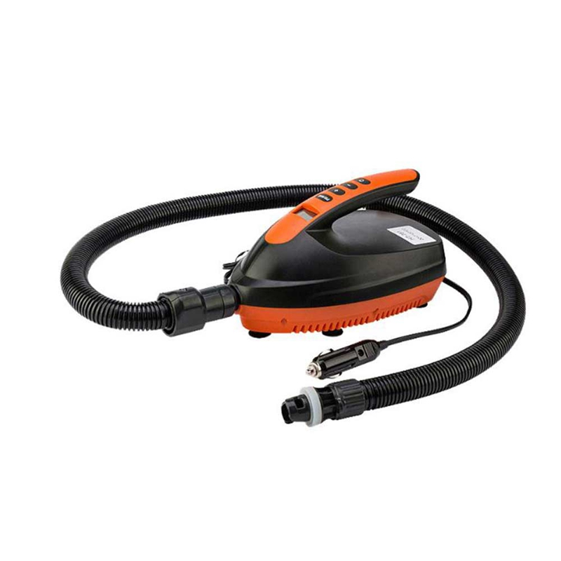 Portable <font><b>Car</b></font> Inflatable <font><b>Pump</b></font> High Pressure <font><b>Electric</b></font> <font><b>Air</b></font> <font><b>Pump</b></font> For Outdoor Paddle Board And Boat Airbed Kayak image