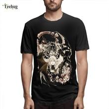 Vintage Boy Castlevania Dawn On Sorrow Tee Shirt Leisure Custom Round Neck For Man shirt